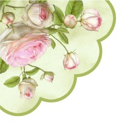 Serwetki Beauty Roses R d32cm