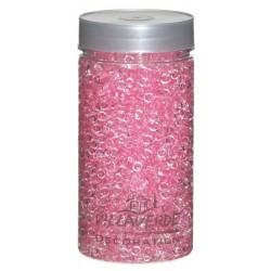 Perelki krysztalowe jasnoroaowy 200g/sloik