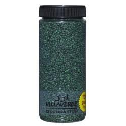 Granulat 2-3mm szmaragdowy-zielony w sloiku 500ml (ok.720g)