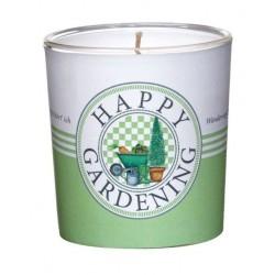 """Świeca w Szkle Sleeve """"Happy Gardening"""" (1 szt.)"""