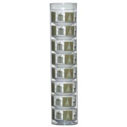 Tuba Tealight ECL Drzewo (8 szt.)