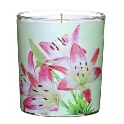 Świeca Zapachowa w Szkle | Sleeve | Lilia | 24 H