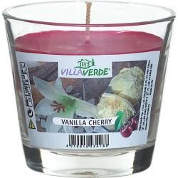 Świeca Zapachowa w Szkle | Classic | Wanilia-Wiśnia | 28 H