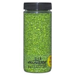 Granulat 2-3mm zielony w sloiku 500ml (ok.720g)