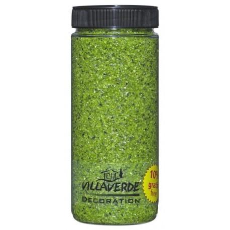 Piasek lustrzany 0,6-1,2 mm zielony 500 ml (około 620g)