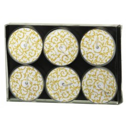 "Tealight Decolight Arabesque"" (6 szt.)"""