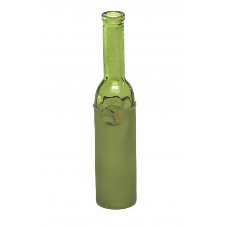 Szklana butelka Capiz d5,2 h26,3cm