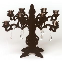 Lichtarz Velvet 8 ramion